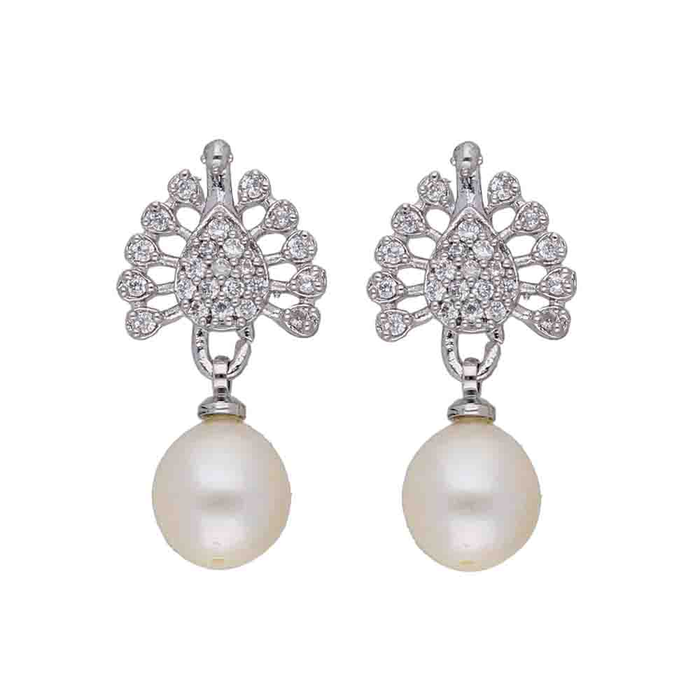 Sitara Pearl Earrings