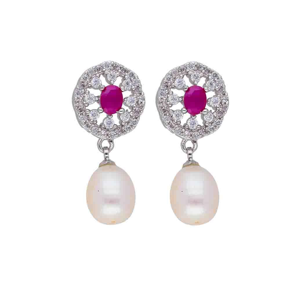 Nital Pearl Earrings