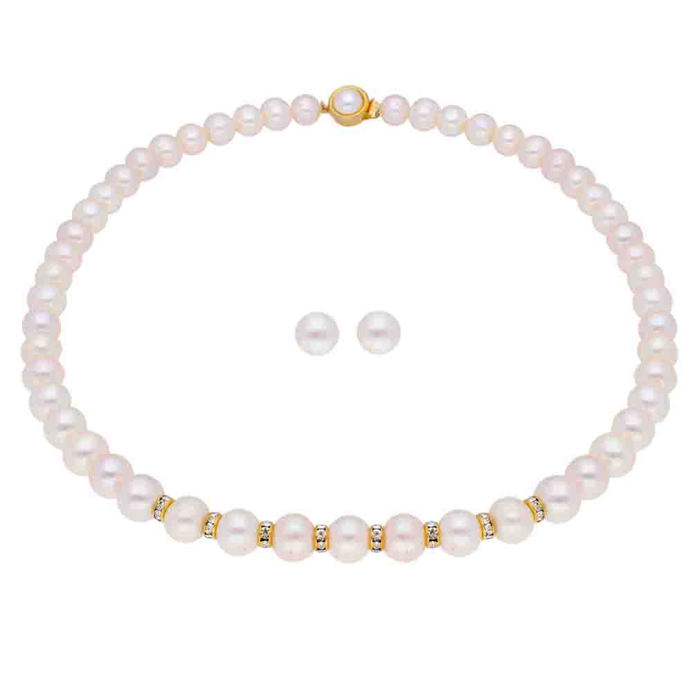 Simple Pearl Set
