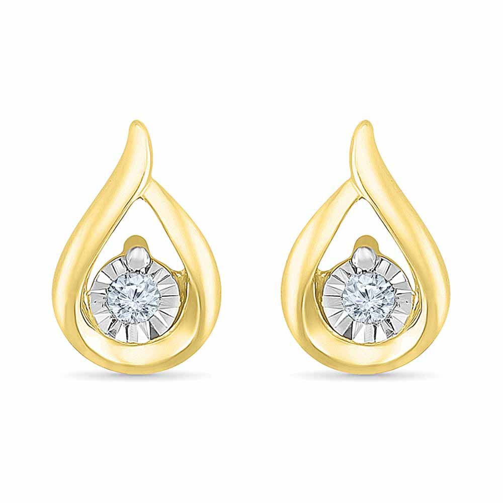 Jansi Diamond Earrings