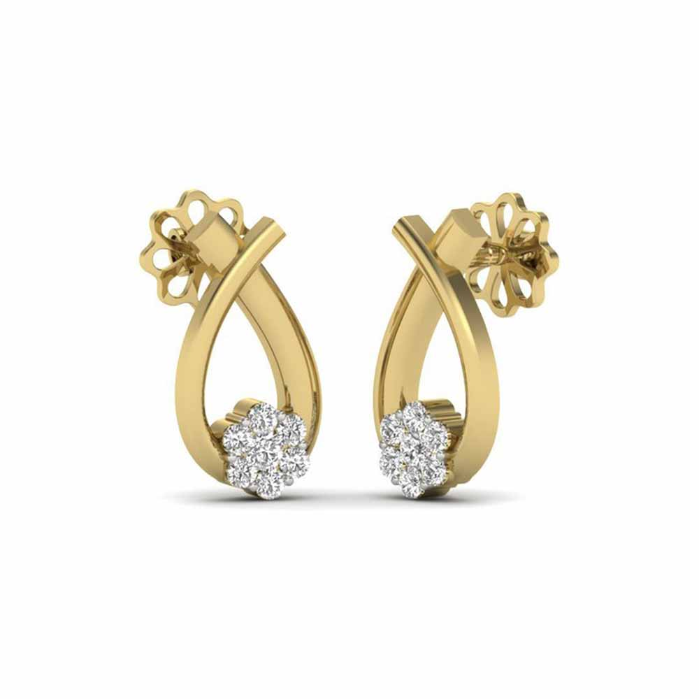 Swara Diamond Earrings
