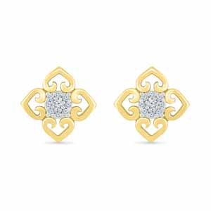 Diamond-Emily Diamond Earring