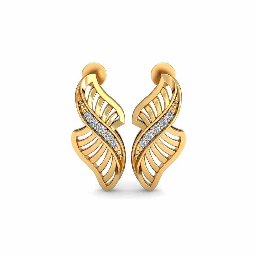 Diamond-Ajju Diamond Earrings