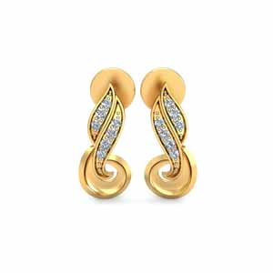 Diamond-Aadhira Diamond Earrings