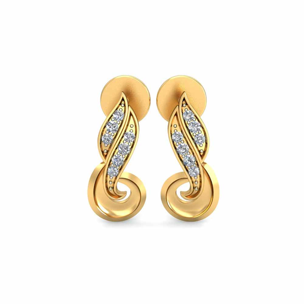 Aadhira Diamond Earrings
