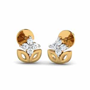 Diamond-Kanika Diamond Earrings
