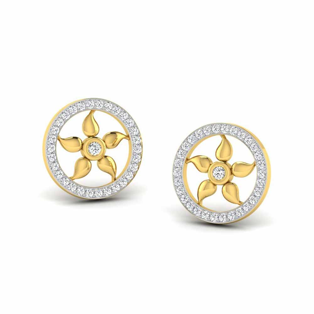 Aquila Diamond Earrings