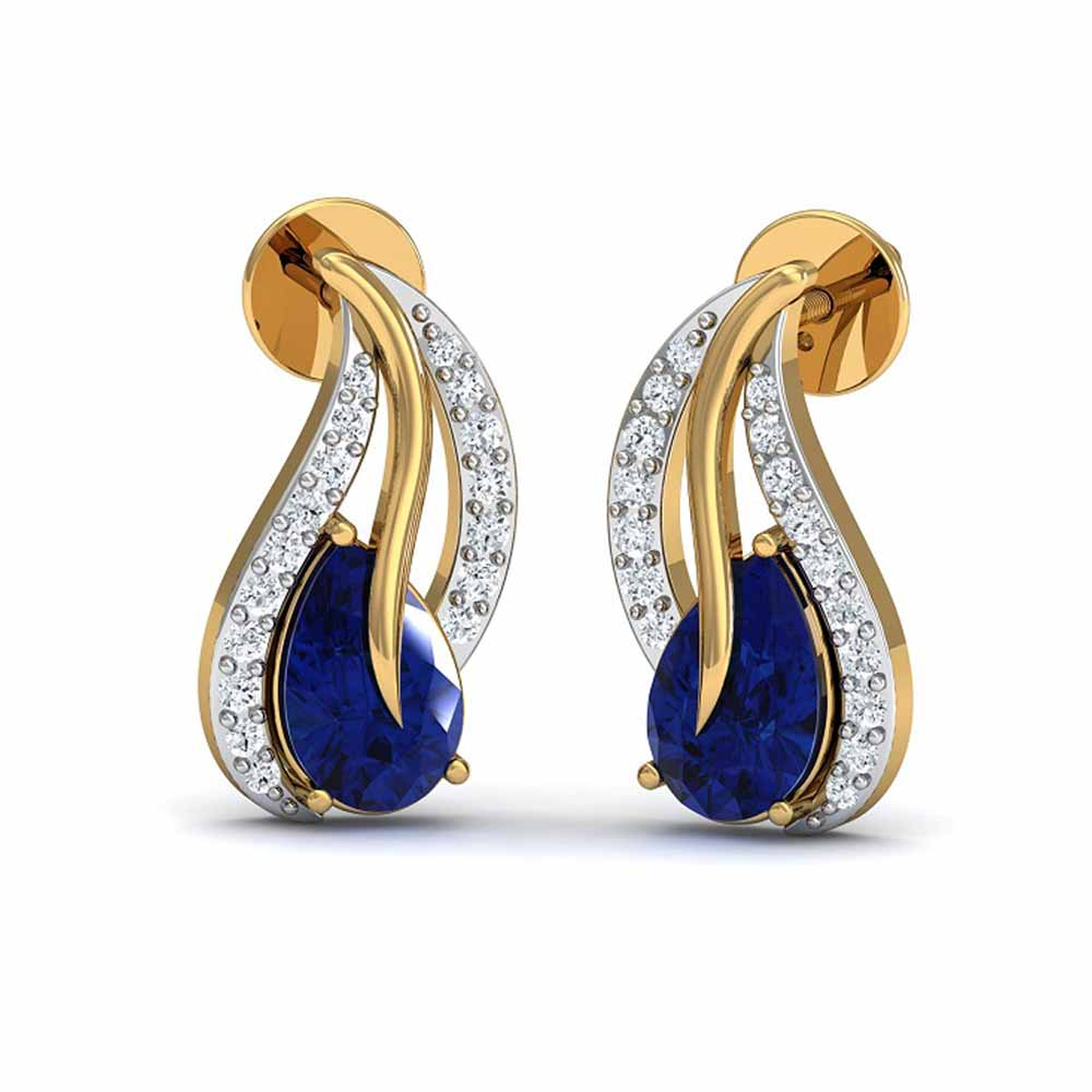 Dumini Diamond Earrings