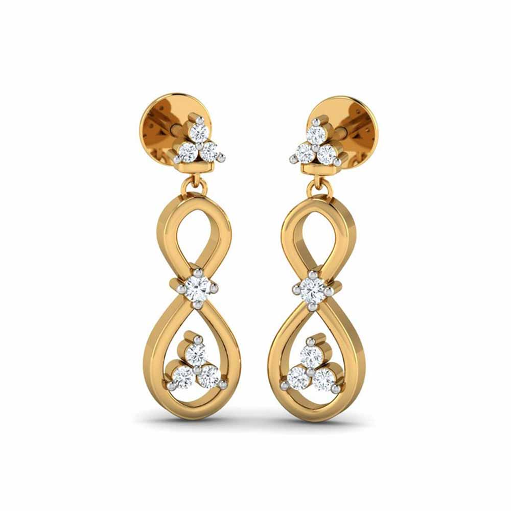 Ujwala Diamond Earrings