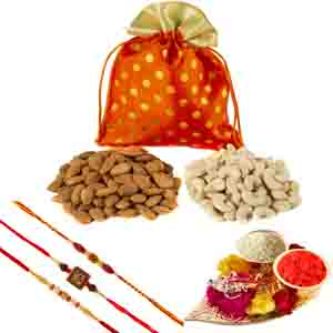 Dryfruits-Dry Fruit Goodness with Rakhis