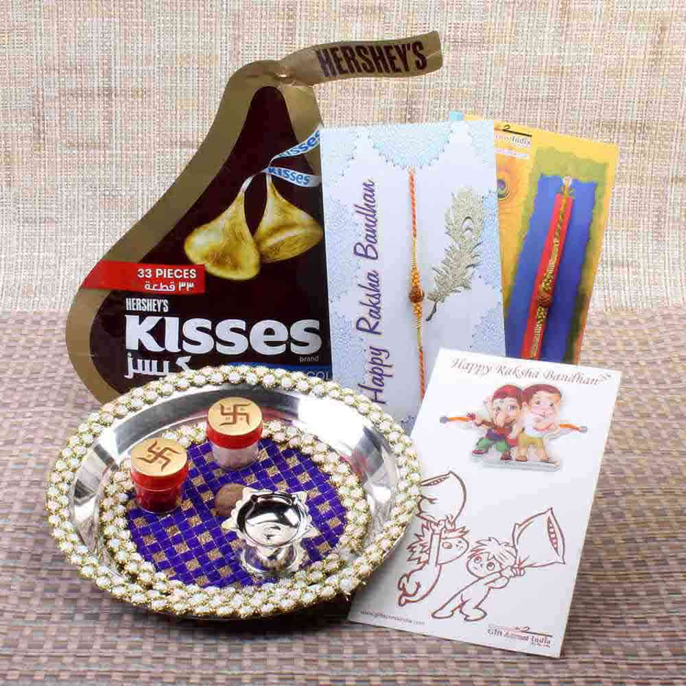 Incredible Rakhi Gift Combo