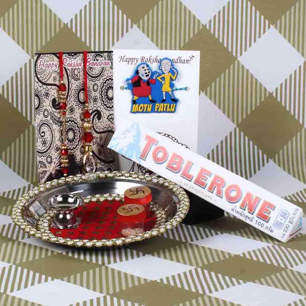 Perfect Rakhi Hamper for Brother