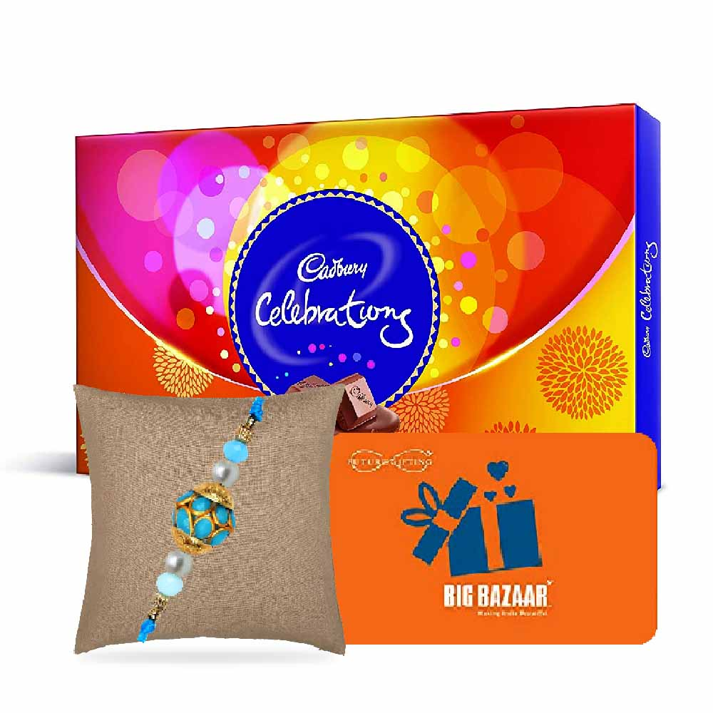 Big Bazaar Voucher with Cadbury Celebrations