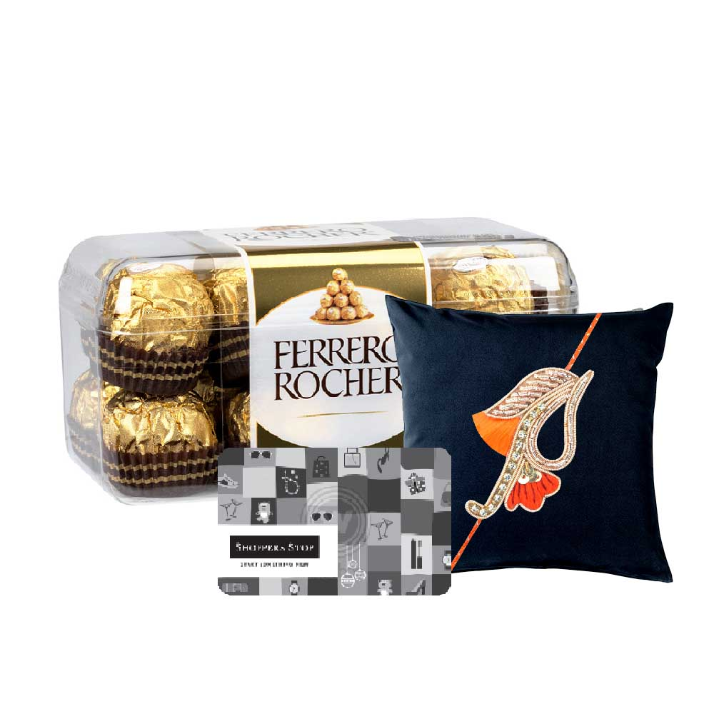 Shopper stop Gift Card with Ferrero Rocher