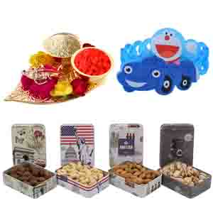 Dryfruits-Globe Trotters Dry Fruit Collection