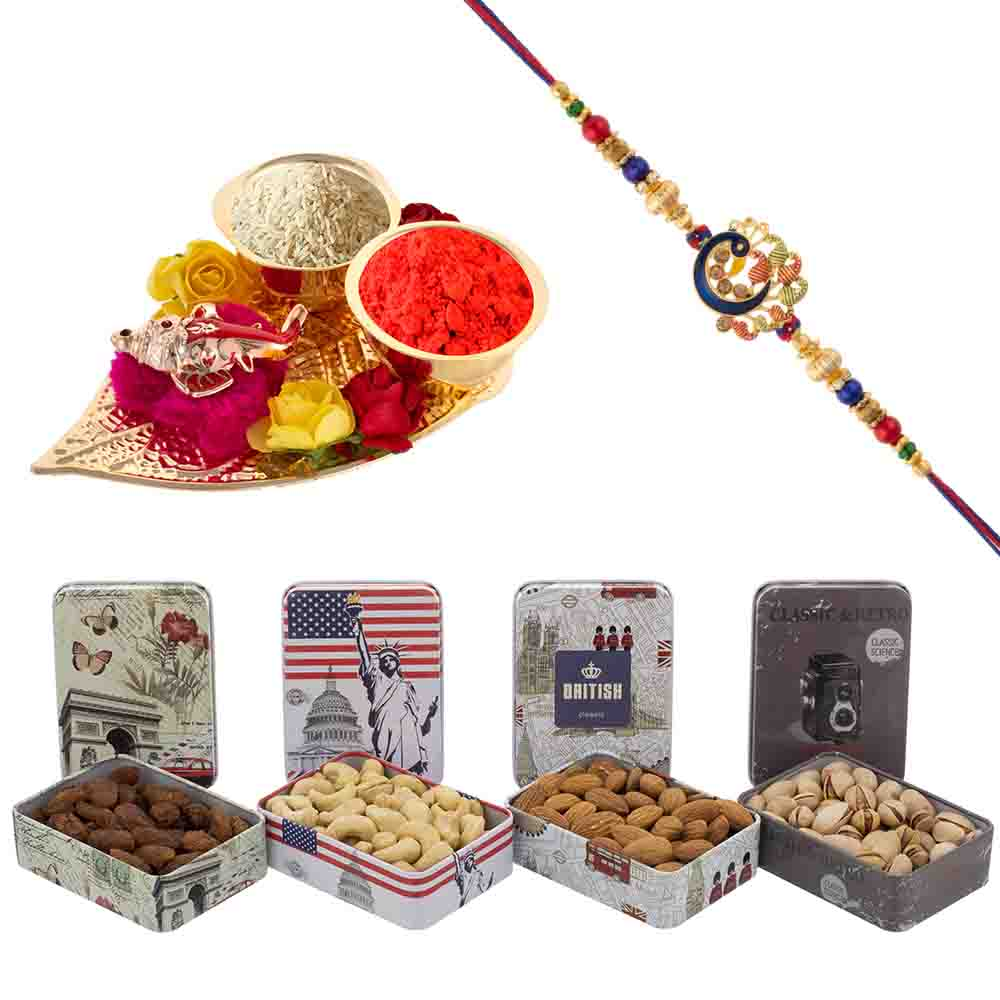 Globe Trotters Dry Fruit Collection