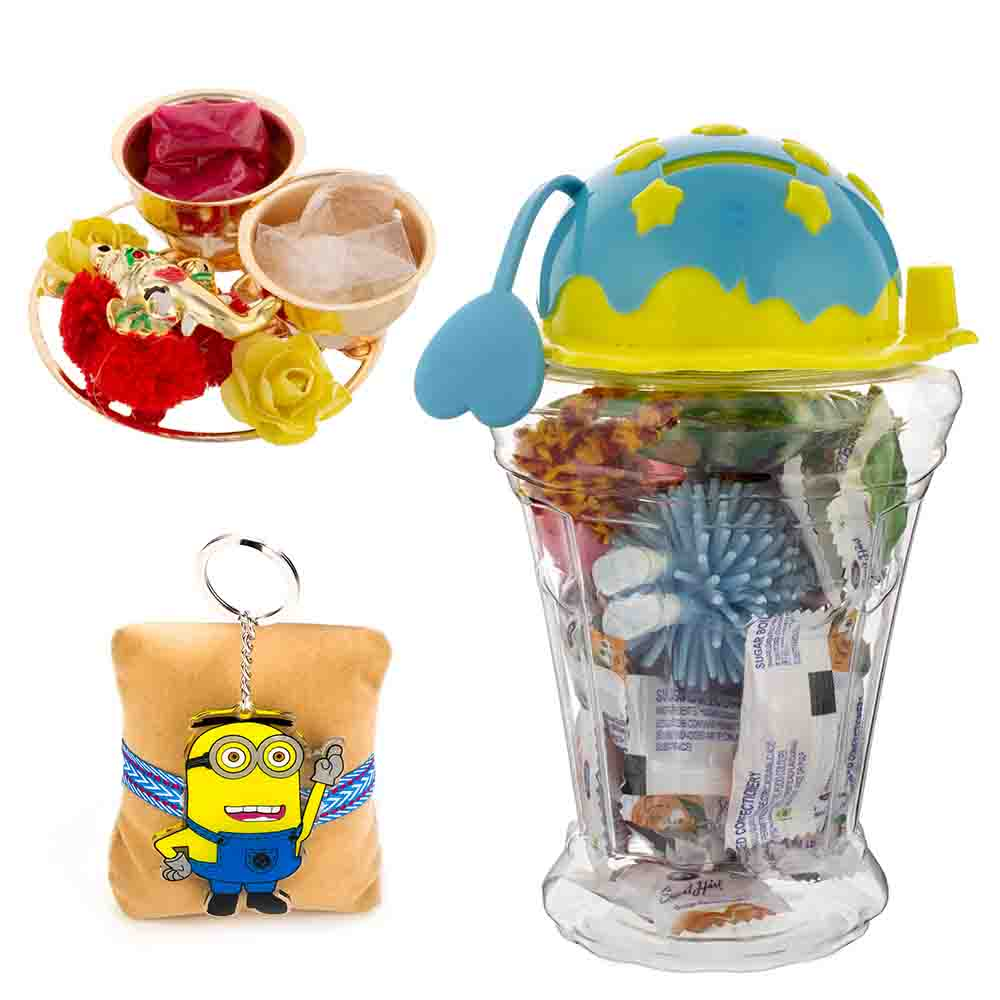 Candy n Toys with Children's Savings Bank