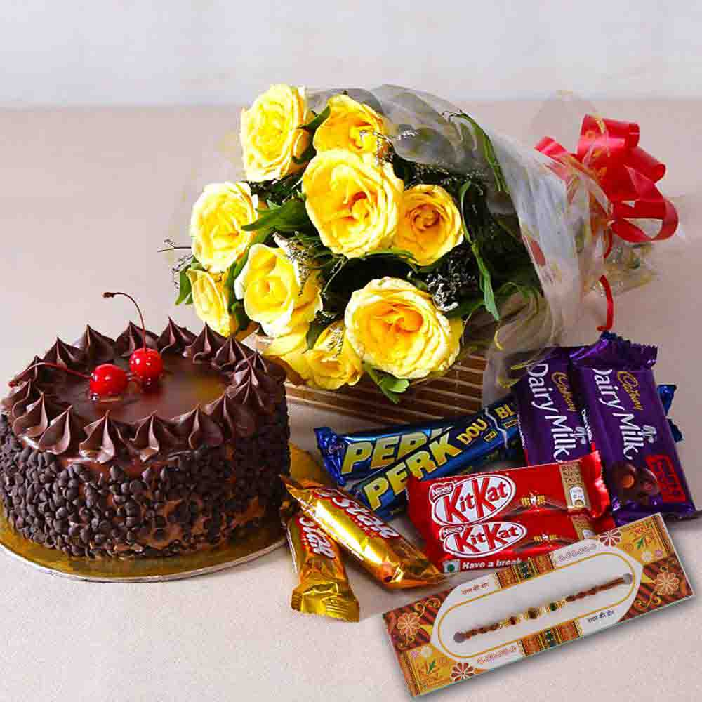 Perfect Rakhi Gift Hamper