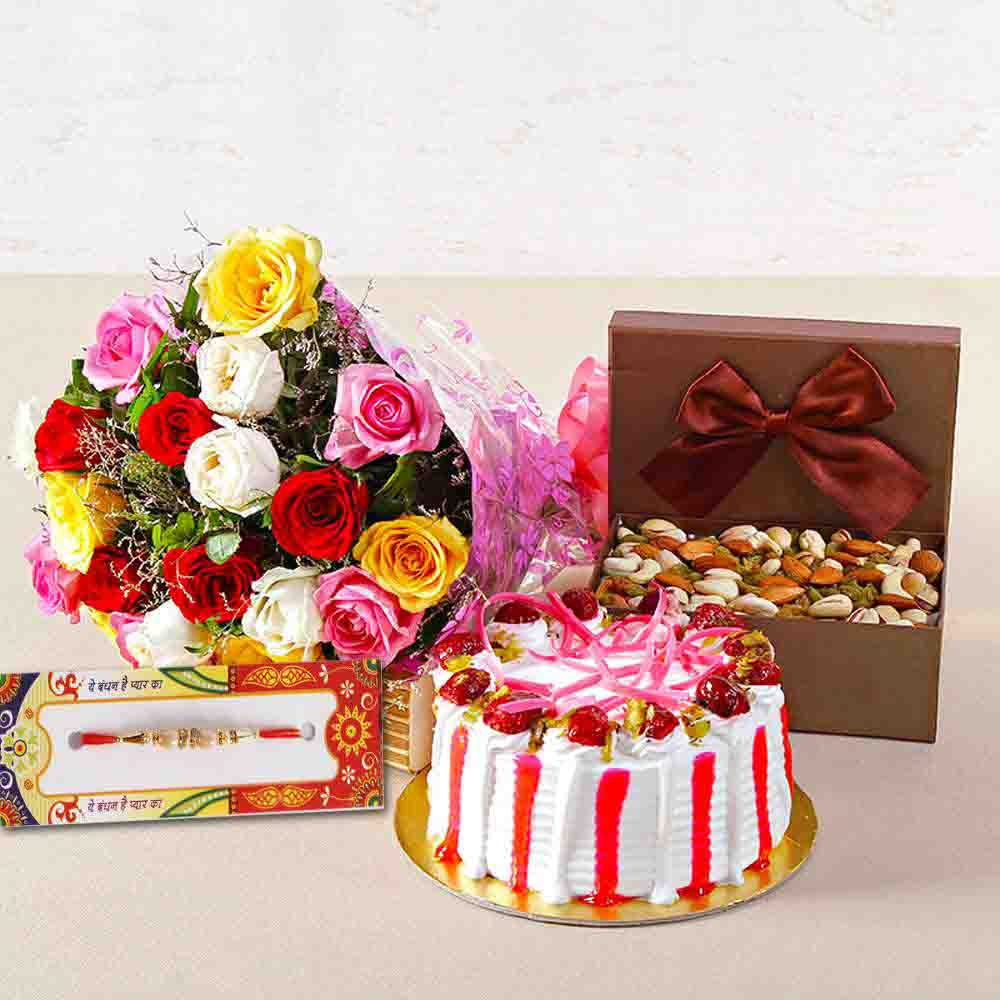 Exclusive Perfect Rakhi Gift Hamper