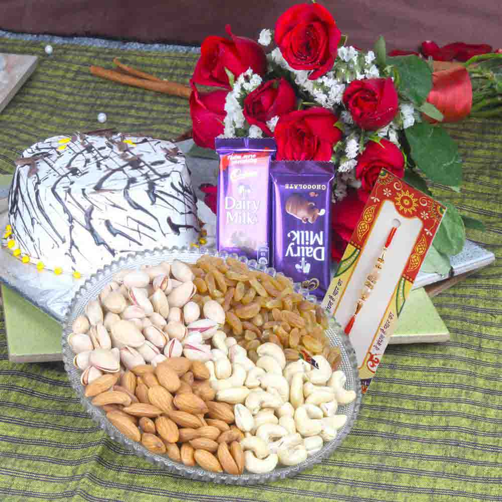 Rakhi Gifting Hamper for Brother
