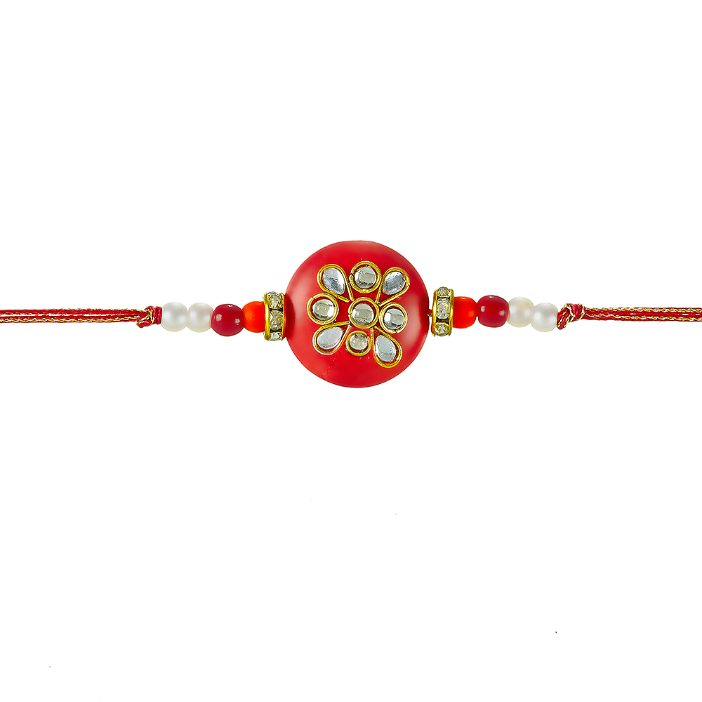 Royal Rakhi Collection-Kunadan Rakhi