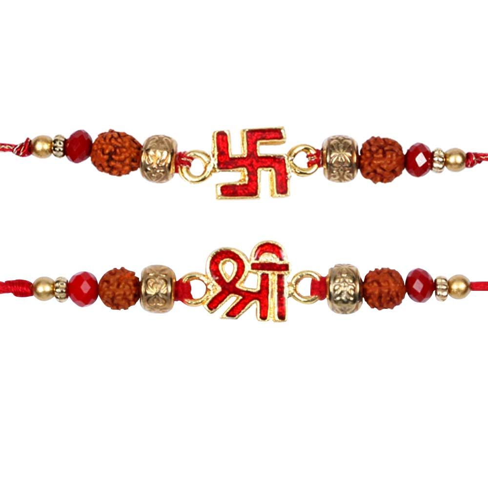 Shub Rakhi Set of 2