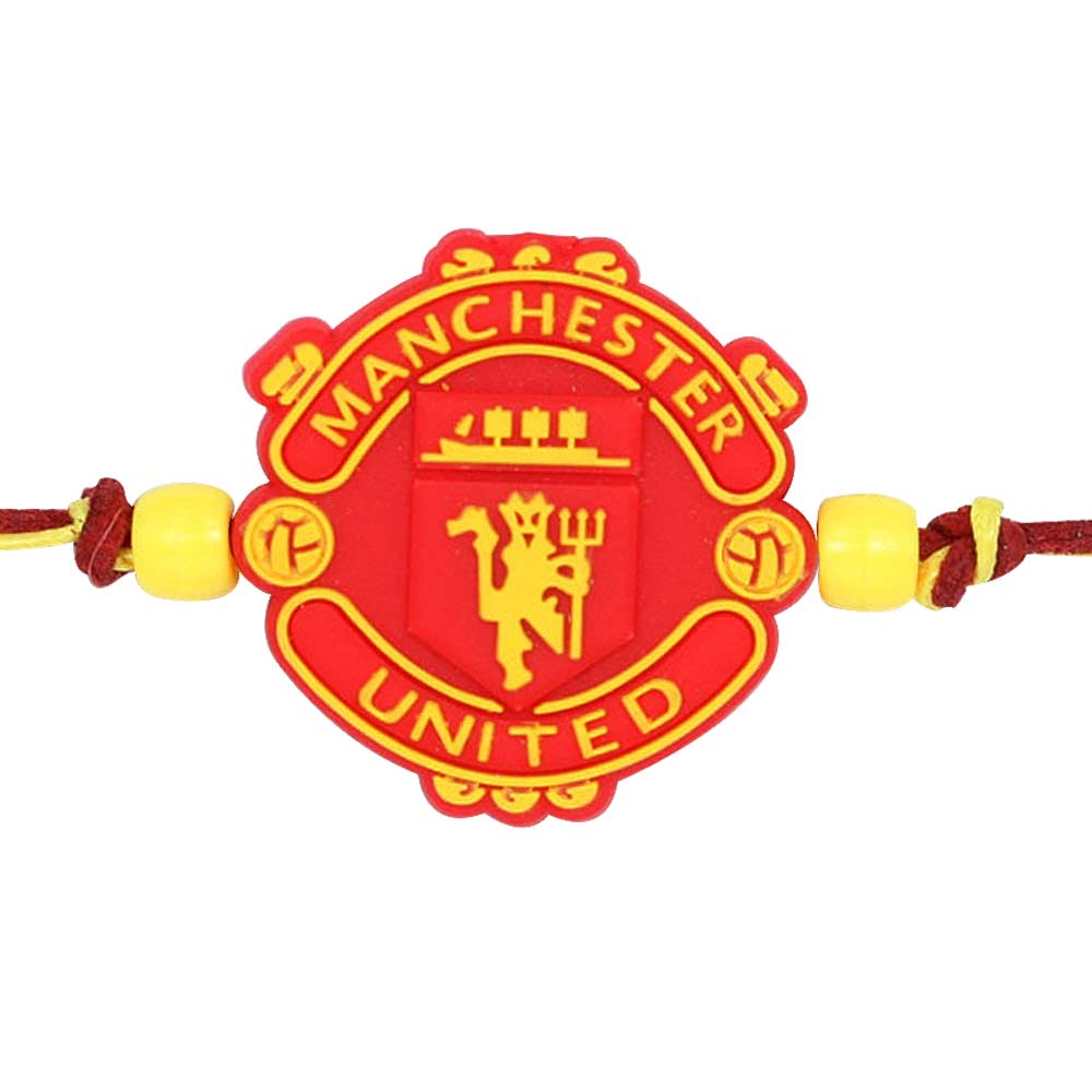 Royal Rakhi Collection-Manchester United