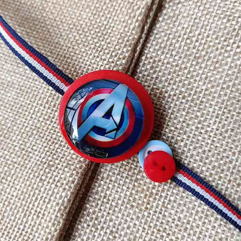 Royal Rakhi Collection-Avengers Rakhi