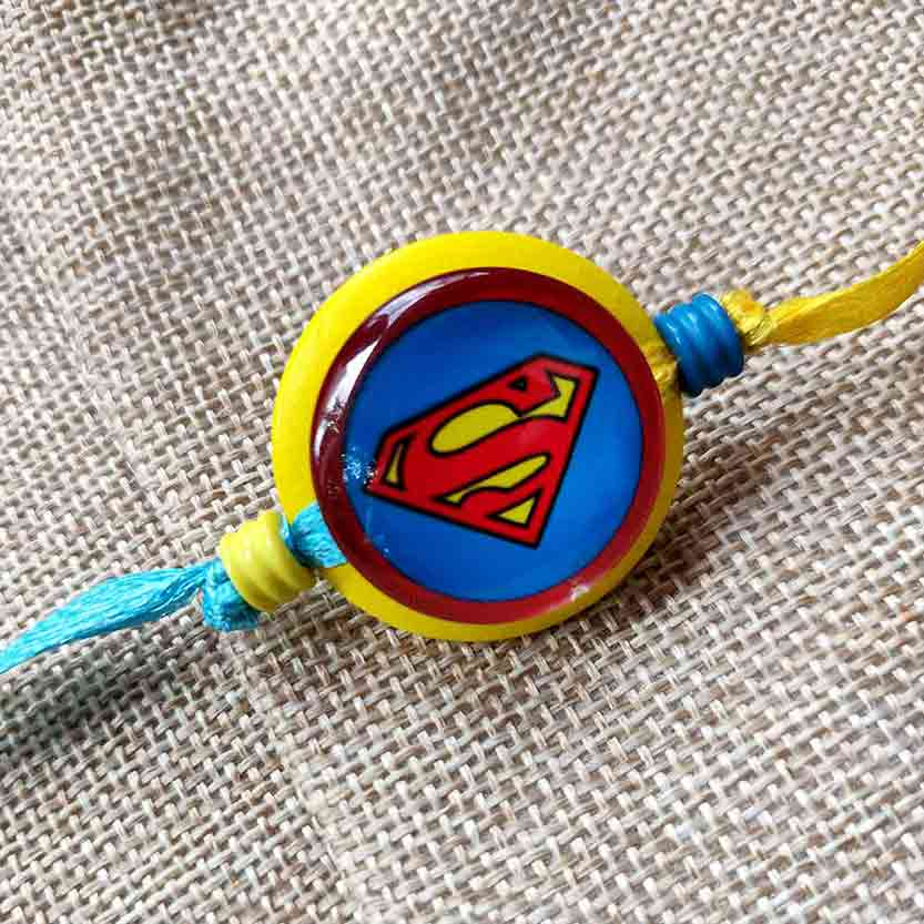 Superman Rakhi