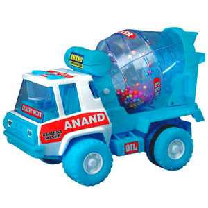 Toy Truck-Anand Cement Mixer