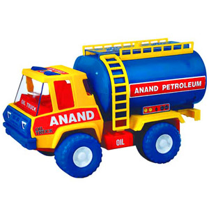 Toy Truck-Anand Oil Truck