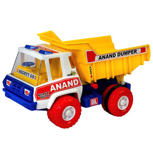 Toy Truck-Anand H.D. Dumper