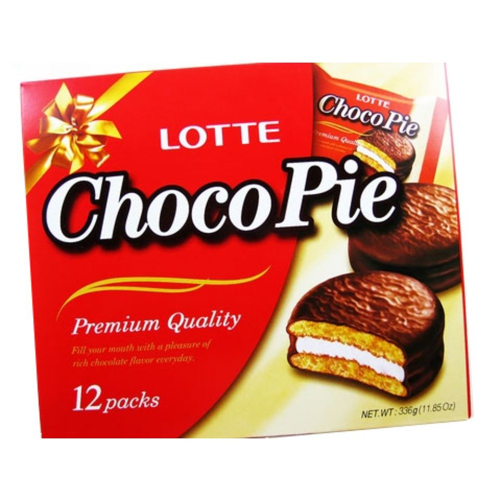 Imported Brands-Chocopie pack of 12 pcs