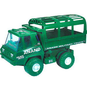 Toy Truck-Anand Military Truck