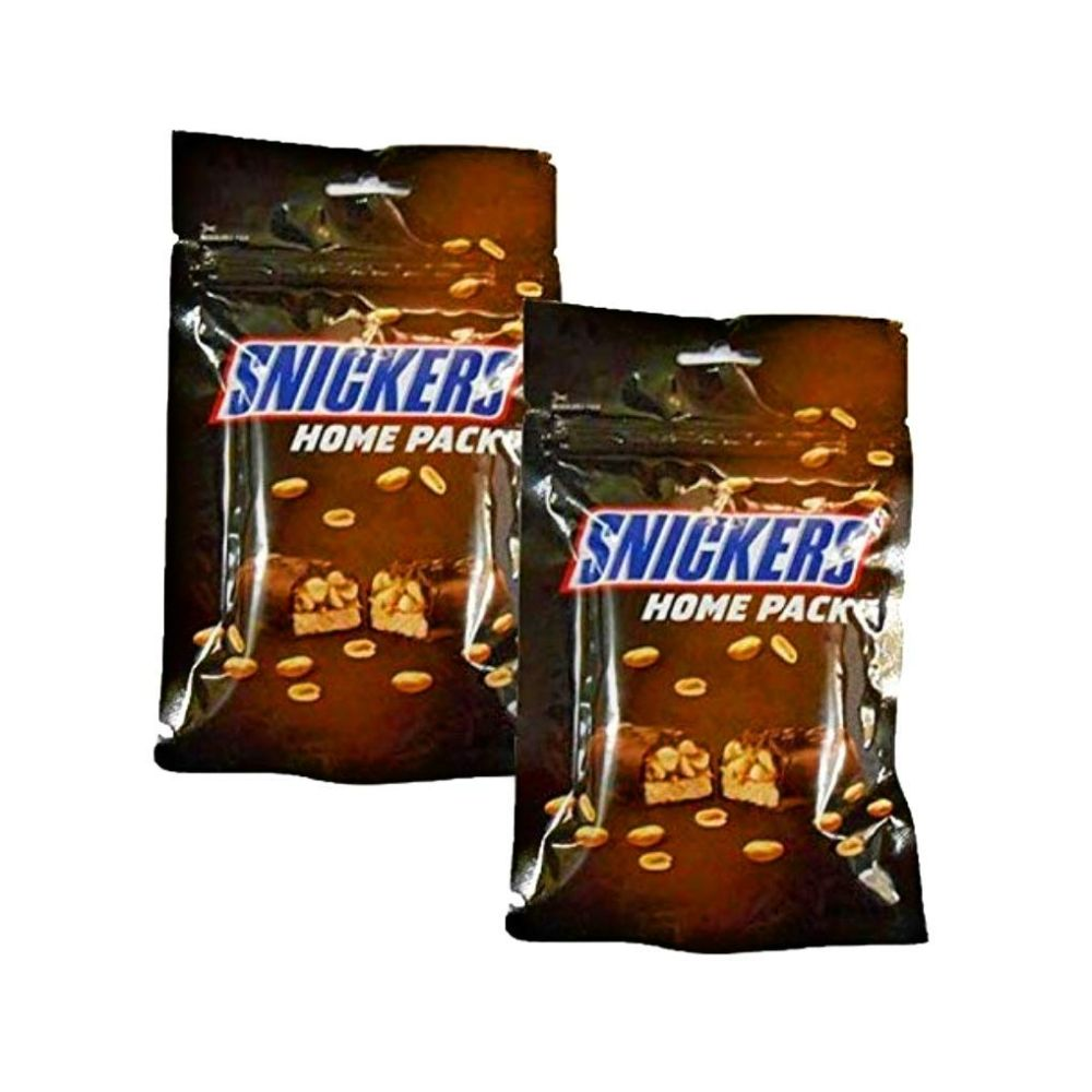 Imported Brands-Snickers Chocolates-Home-Pack of 2
