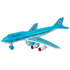 Toy Plane & Helicopter-Anand Airways Boeing