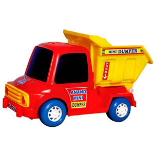 Toy Truck-Anand Mini Dumper