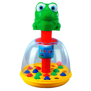 Games & Playsets-Anand Jumping Frog