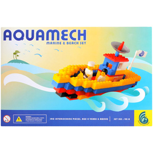 Educational-Aquamech Marine & Beach set