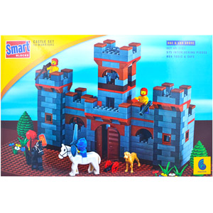 Educational-Peacock Smart-Castle Set