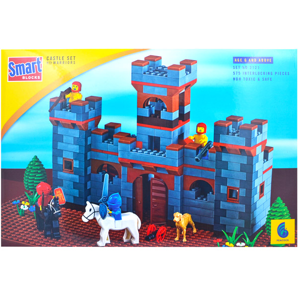 Peacock Smart-Castle Set