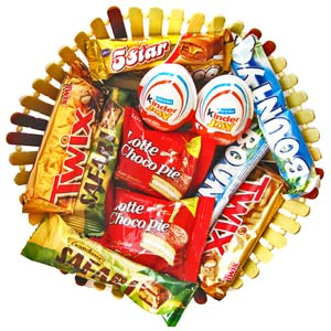 Chocolate Hampers-Chocolate Mega Hamper