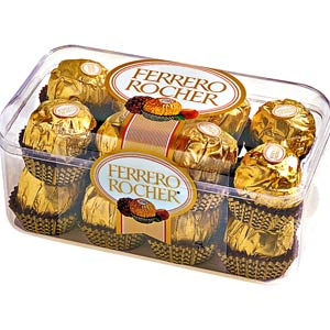 Imported Brands-16pcs Ferrero Rocher