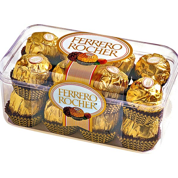16pcs Ferrero Rocher