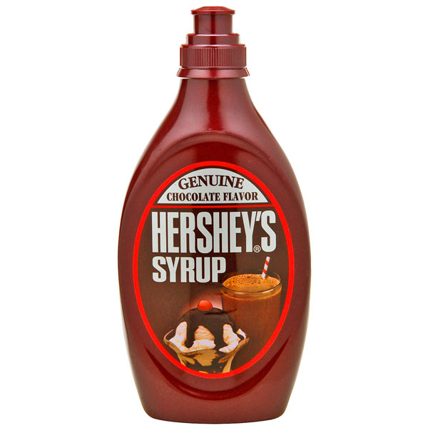 Imported Brands-Hershey's Chocolate Syrup