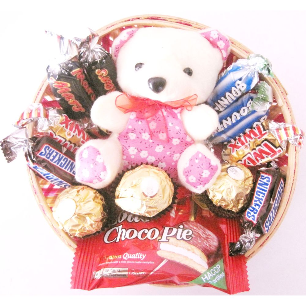 Imported Brands-Assorted Chocolate Basket