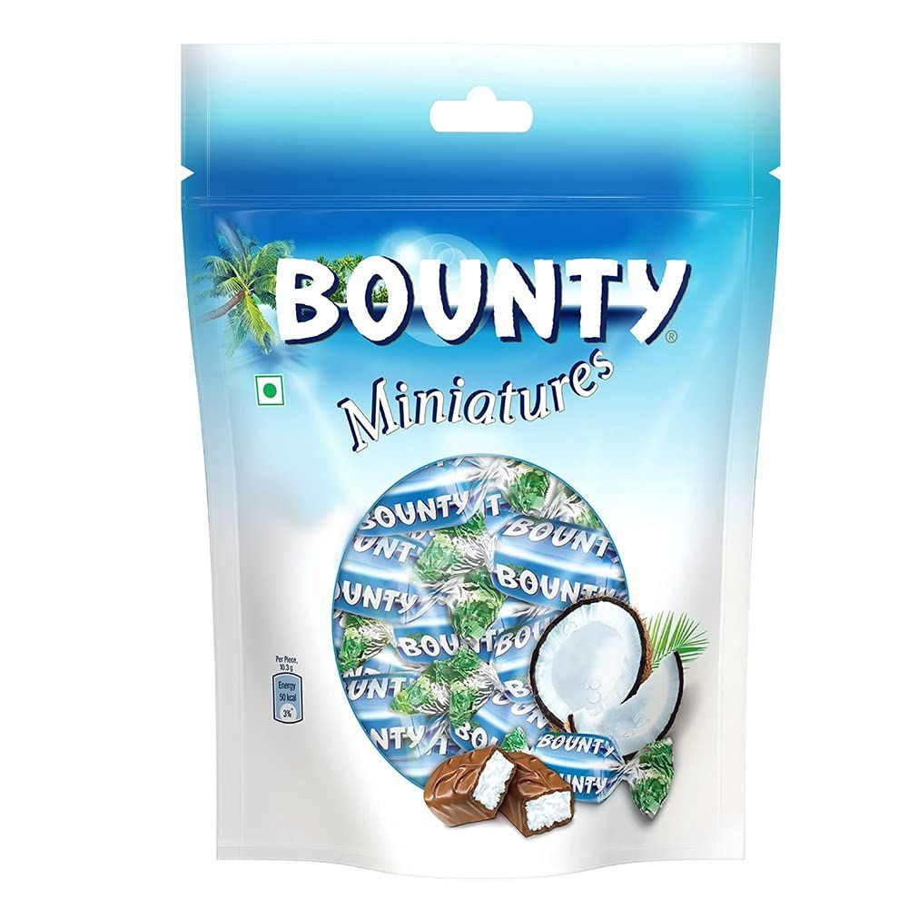 Imported Brands-Bounty Miniatures 150 gms