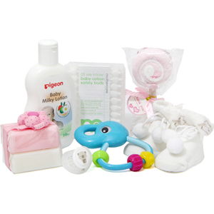 Baby Shower Hampers-After Bath Care