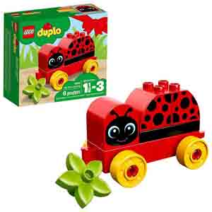 Games & Playsets-Lego My First Ladybug
