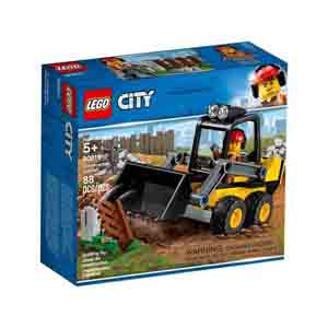 Games & Playsets-Lego City Great Vehicles Construction Loader